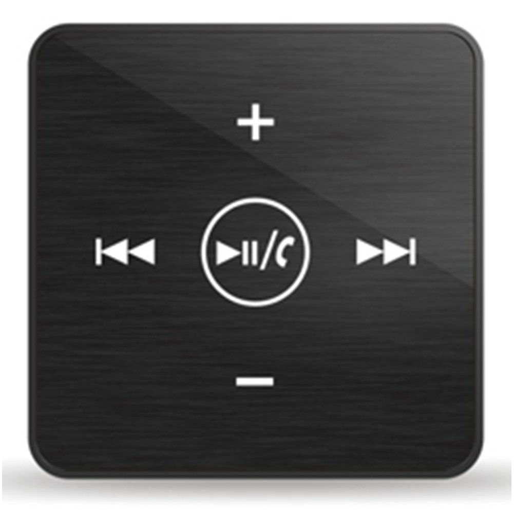 Auriculares inalámbricos Bluetooth estéreo con Clip, Adaptador de Auriculares con micrófono: Amazon.es: Electrónica