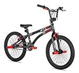 Bmx Bike Best Deals - X-Games FS-20 BMX/Freestyle Bicycle, 20-Inch, Black Red