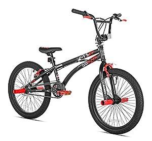 Amazon Com X Games Fs 20 Bmx Freestyle Bicycle 20 Inch