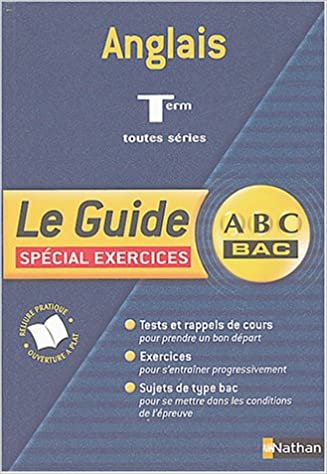 Téléchargement Guide ABC terminale : Anglais, terminales toutes séries pdf