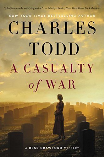 Image of A Casualty of War: A Bess Crawford Mystery (Bess Crawford Mysteries)