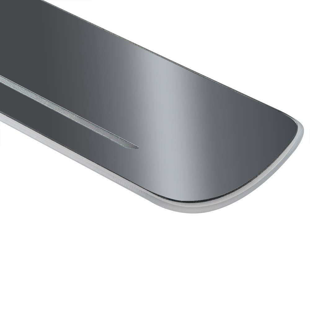 Leesville for Honda Civic Door Sill Protectors10th Generation 2016-2019 Stainless Steel Inner 4 Pcs Door Sill Scuff Protector Nondestructive Installation Car Door Sill Scuff Plate