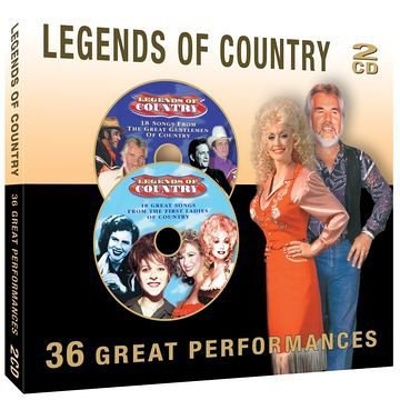 Legends Of Country: Great Gentlemen Of Country/First Ladies Of Country