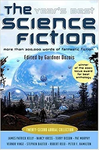 Book The Year's Best Science Fiction: Twenty-Second Annual Collection