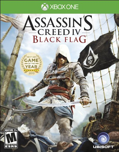 Assassin's Creed IV Black (Assassin's Creed Names)