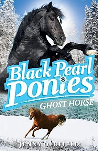 book cover of Ghost Horse