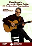 DVD-Easy Steps to Acoustic Blues Guitar #2-Essentials of Fingerstyle Blues