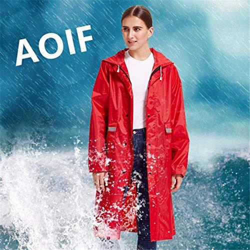 Herren Kapuze Mit Regenmantel Leichte Ropa Atmungsaktiv Rot Wasserdicht Saoye Fashion Raincoat Regenjacke Schnelltrockend Outwear RxCwfq5