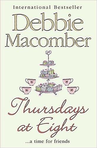 Book Thursdays at Eight