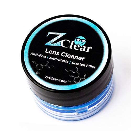 Z Clear Wax Paste Anti Fog for Glasses and Goggle