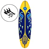 Grande Juguete 6' Surfboard Surf Ocean Beach Foamie Boards Great For All Surfing Skill Levels