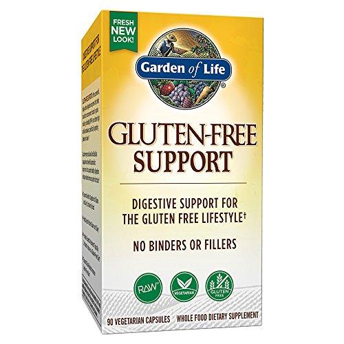 Garden Life Gluten Free Support
