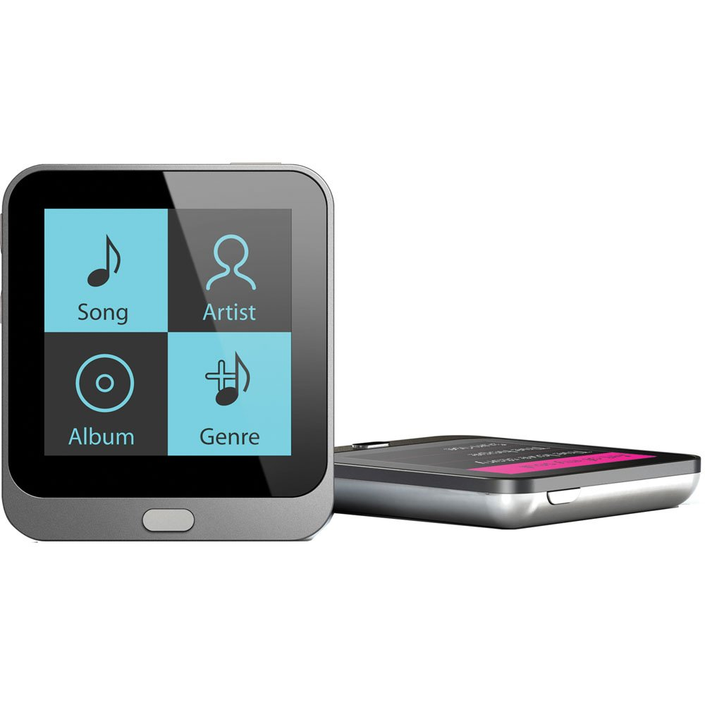 Amazon.com: Coby MP800-4GBLK 4 GB 1.44-Inch Video MP3 Player with FM Radio  (Black) (Discontinued by manufacturer): Home Audio & Theater
