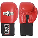 Ringside Competition Hook and Loop Safety Boxing Gloves
