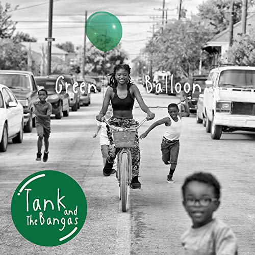 Album Art for Green Balloon [2 LP] by Tank and the Bangas