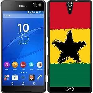 Funda para Sony Xperia C5 Ultra Dual - Ghana-8 Bits by Cadellin