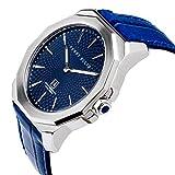 Perry Ellis Decagon Men 46mm Quartz Watch 05001-01