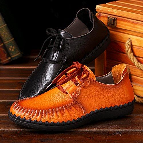 Skid della Scarpe guida alla di alta scarpe vettura qualit L'uomo Casual HwxCBUnqS
