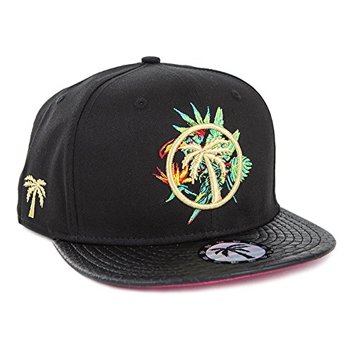 Blvd Supply Paradise Circle Snapback]()