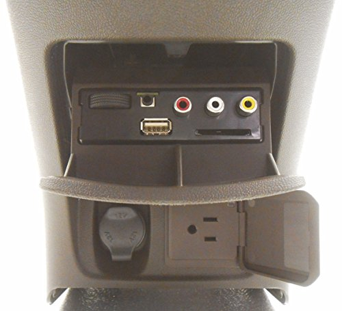 Buick OEM Lacrosse Center Console Non-Luxury Package Cocoa Small Mark by Buick (Image #6)