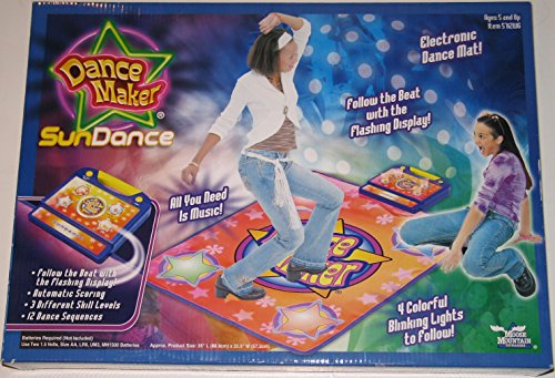 Dance Maker Dance Mat by kidconnection by kidconnection