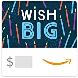 Amazon eGift Card - Wish Big