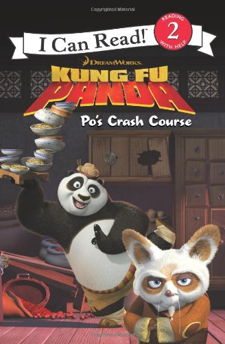 Kung Fu Panda: Po's Crash Course (I Can Read Book 2) (Kung Fu Panda 2 Story Of Po)