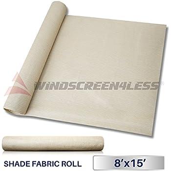 Amazon Com Coolaroo Shade Fabric Heavy 86 To 90 Uv