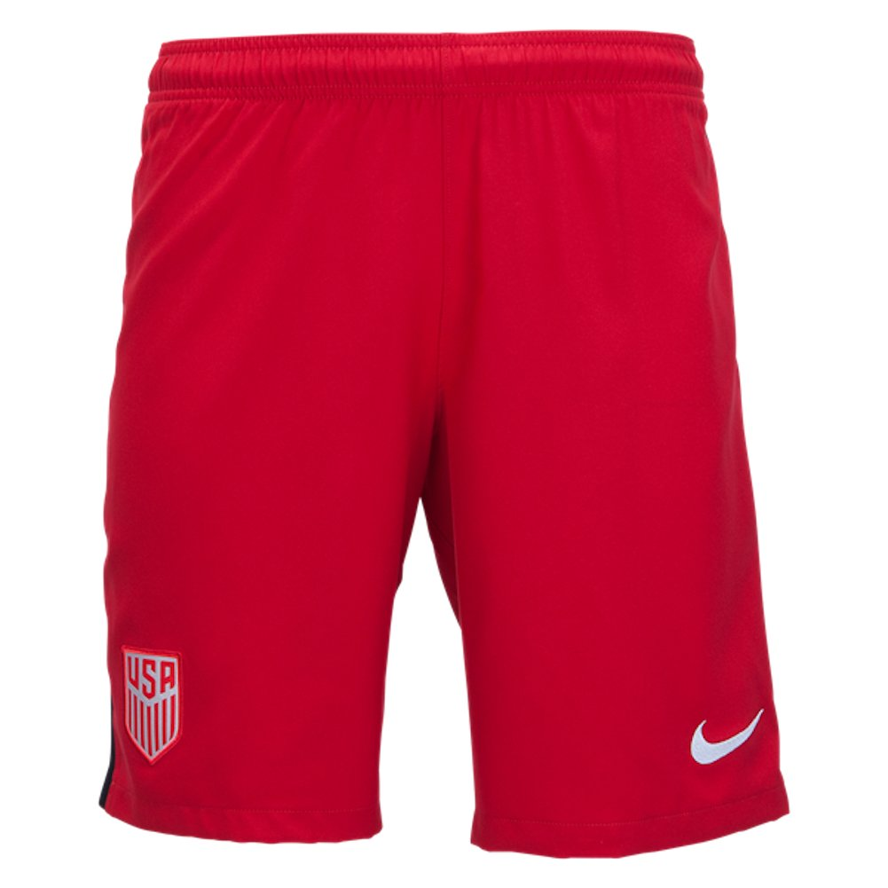cbe8a7f0b Amazon.com: Nike Men's Dry USA Away Stadium Soccer Shorts (2XL) Red:  Clothing
