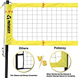 Patiassy Professional Portable Volleyball Sets