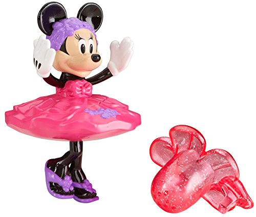 Fisher-Price Disney Minnie Splash 'n Spin Minnie (Daisy Duck Outfits)