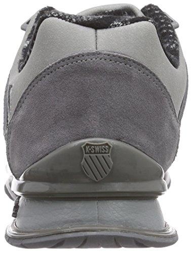 K-Swiss Rinzler Sp~buffalo/antique White~m - Zapatillas Hombre Grau (Charcoal/Neutral Gray 047)