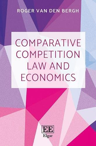Comparative Competition Law and Economics by Edward Elgar Pub
