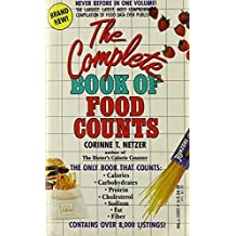 The Complete Book of Food Counts by Corinne T. Netzer (1988-02-01)