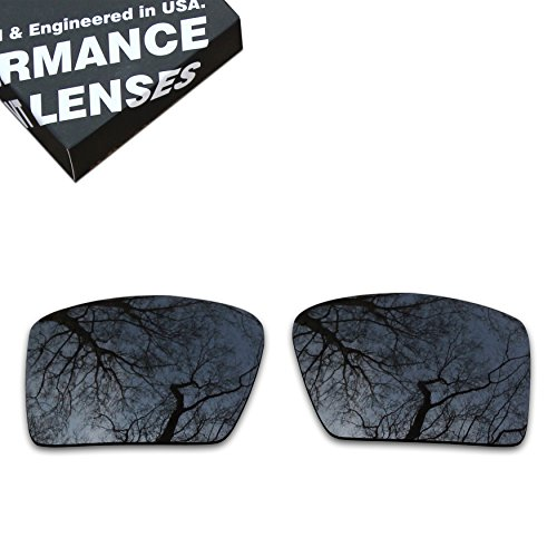 ToughAsNails Polarized Lens Replacement for Oakley Eyepatch 2 Sunglass - More - Lenses 2 Oakley Eyepatch Replacement