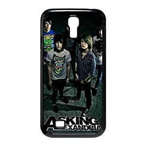 Mystic Zone Asking Alexandria Cover Case for SamSung Galaxy S4 I9500 hjbrhga1544