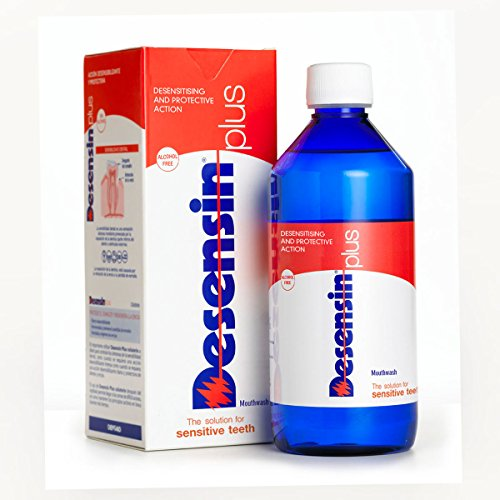 Desensin Плюс Fluor Жидкость для полоскания рта 500 мл