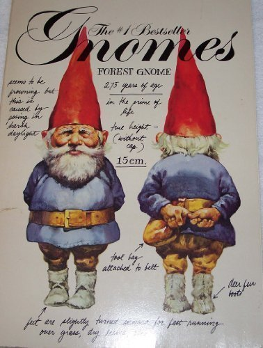 Gnomes by Wil Huygen (Lucky Gnome)