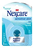 Nexcare Sensitive Skin Tape,  1'' X 4 yd,  ( Pack of 6 )
