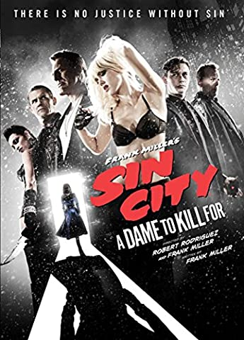 Sin City: A Dame to Kill For (City Of Sin Dvd)