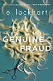 download ebook genuine fraud: a masterful suspense novel from the author of the unforgettable bestseller we were liars pdf epub