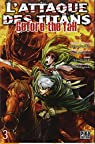 L'Attaque des Titans - Before the Fall, tome 3 par Isayama