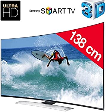 UE55HU8500 – Televisor LED 3d Smart TV Ultra HD + Kit de limpieza SVC1116/10: Amazon.es: Electrónica