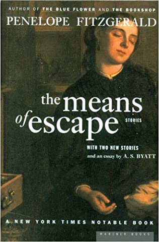 book cover of The Means of Escape