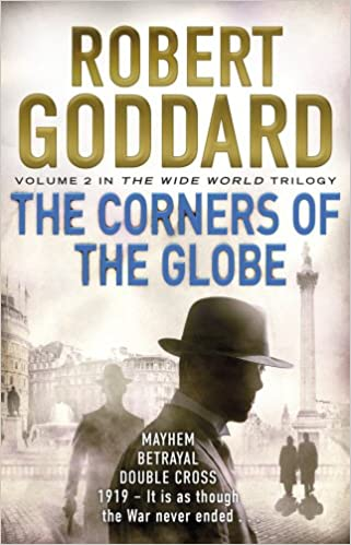 Chatterbox reads omnivorously and fires book bullets these are the final two books in goddards james maxted wide world trilogy and im forced to conclude that they are a departure and not a welcome one fandeluxe Images