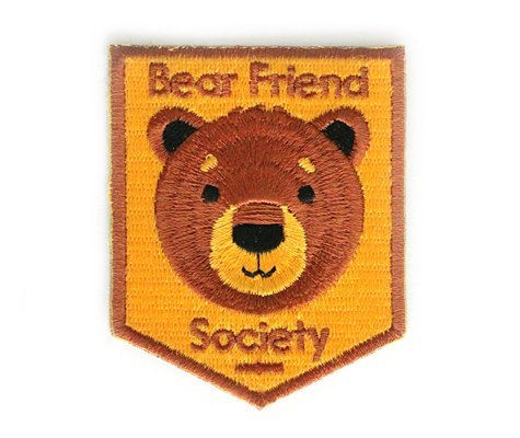 Patch - Bear Friend Society ()