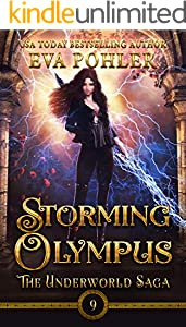 Storming Olympus (The Underworld Saga Book 9)