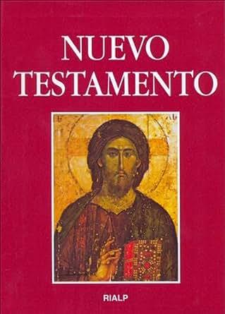 Amazon Com Nuevo Testamento Spanish Edition Ebook