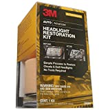 3m car care kit - 3M 39084 Headlight Restoration Kit