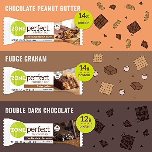 ZonePerfect Nutrition Snack Bars, Variety Pack, (36 Count) by Zoneperfect Classic (Image #3)